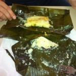 Tamales from La Feria