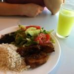 Breakfast at SJO
